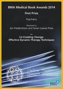 BMA-Award-Certificate-Frederickson-2014